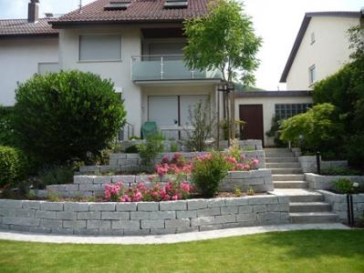 Gärten von Form und Garten Fleckenstein, Vorher-Nachher