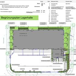 Form und Garten Fleckenstein, Freiflächengestaltungspläne