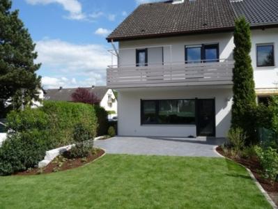 Garten Terrasse Mannheim