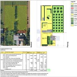 Form und Garten Fleckenstein, Heddesheim, Eingriffs-/Ausgleichplanung