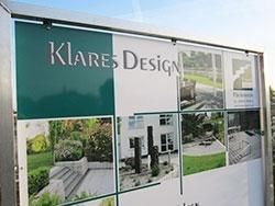 Mustergärten in Mannheim, Heddesheim und Umgebung, klares Design