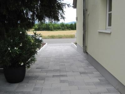 Pflasterung Einfahrt Mannheim Gartengestaltung
