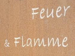 Feuer und Flamme, Mustergärten in Heddesheim