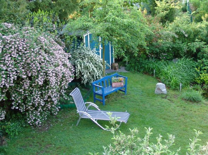 Garten natürlich